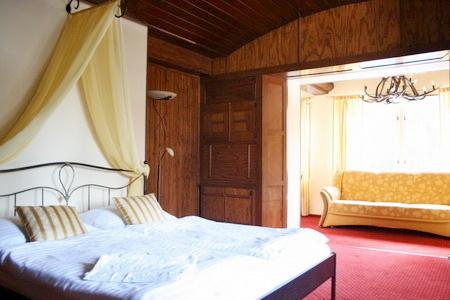 Ubytování na horách - Penzion v Beskydech - pokoj